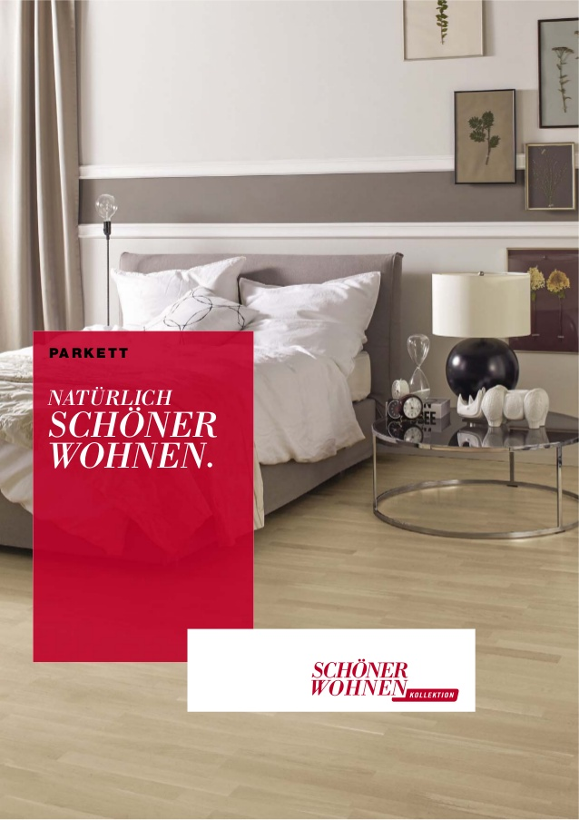 Schoener Wohnen Parkett Kollektion
