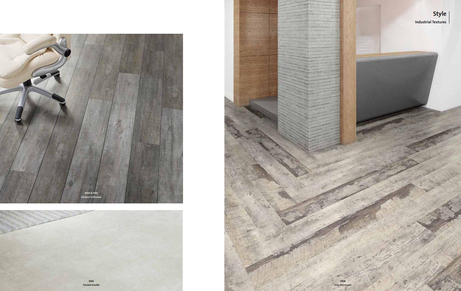Expona Commercial Vinyl Designbelag - Industrial Style & Textures